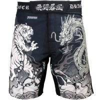 Шорты MMA Btoperform dragon vs tiger fs-36