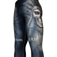 Компрессионные штаны Btoperform fy-102k